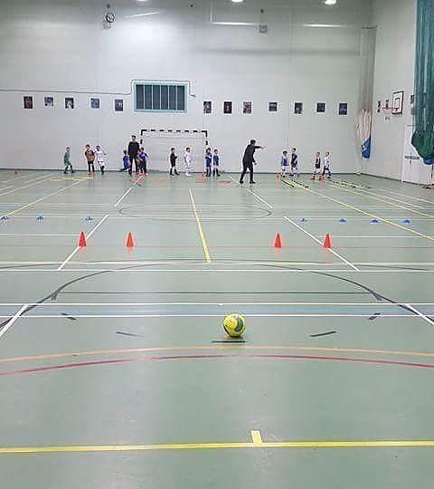 JDFS Futsal Programme